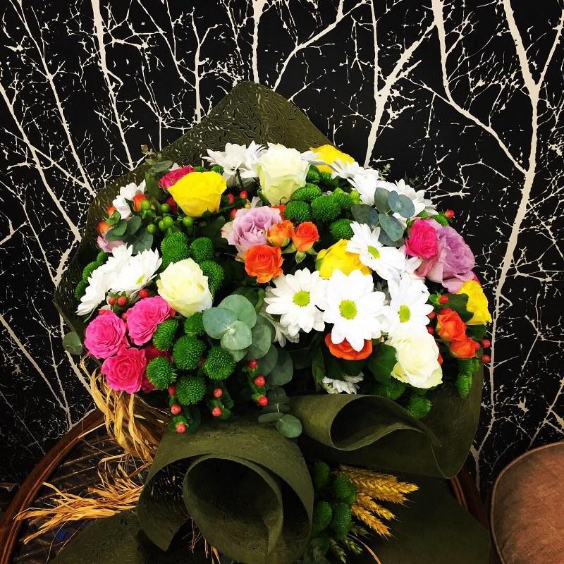 kır çiçeği sevgililere