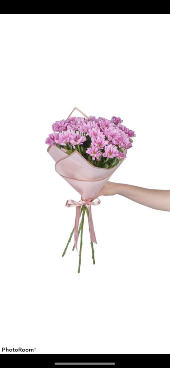 pempe papatya kır çiçeği demeti
